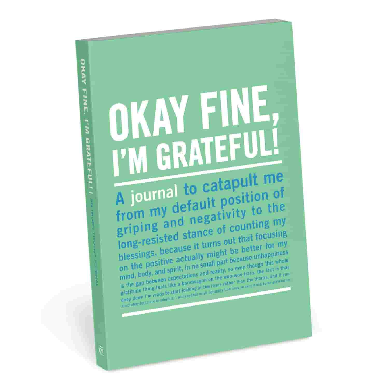 Okay Fine, I'm Grateful Mini Inner-Truth
