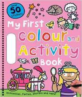 Pink (My First Colour and Activity Books)