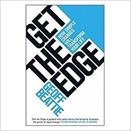 Get the Edge: How Simple Changes Will Transform Your Life(Chinese Edition)