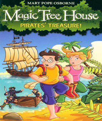 Magic Tree House: Pirates Treasure - PB