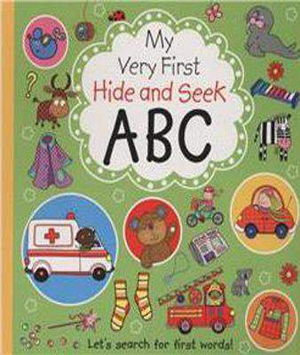 My Very First Hide & Seek: ABC - Paper Back