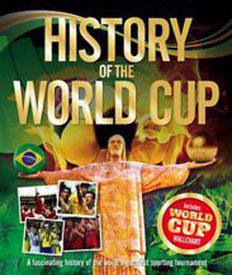 History Makers 3: World Cup Hardcover