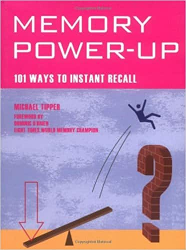 Memory Power-up (Mind Zone Series): 101 Ways to Instant Recall