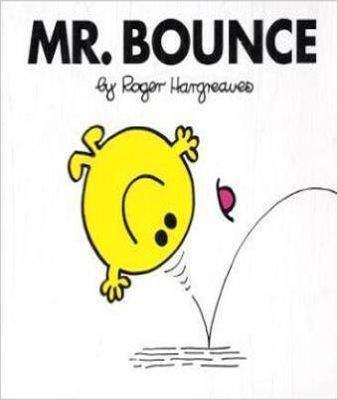 Mr. Bounce (Mr. Men Classic Library)  #22  -    (PB)