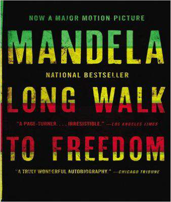Long Walk To Freedom: The Autobiography of Nelson Mandela - Paperback