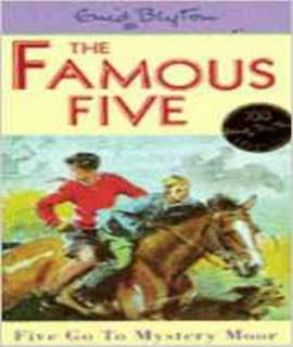 The Famous Five:Five Go To Mystery Moor - (PB)