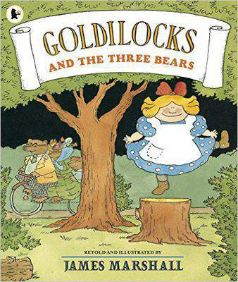 Goldilocks and the Three Bears Paperback
