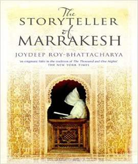 The Storyteller of Marrakesh