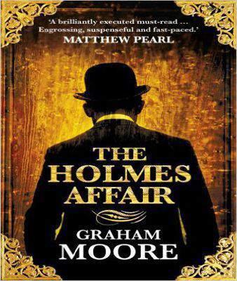 The Holmes Affair Paperback