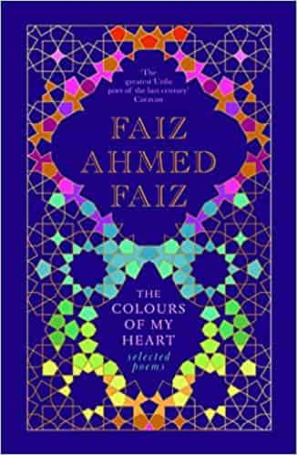 The Colours of My Heart Selected Poems -