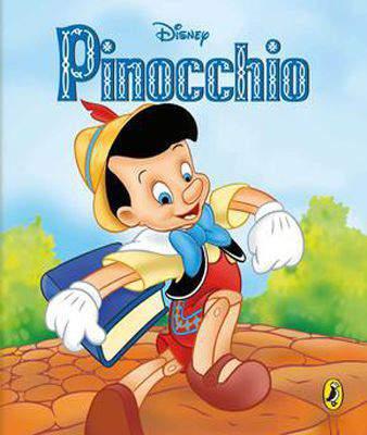Pinocchio   - HB