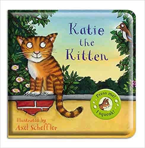 Katie the Kitten Bath Book (Axel Scheffler's Noisy Bath Books)