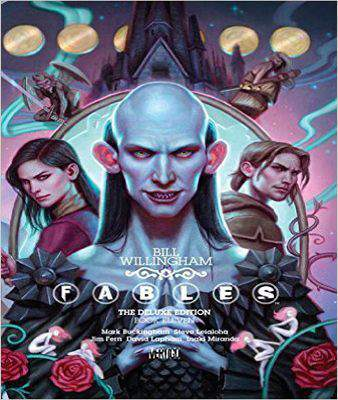 Fables: The Deluxe Edition Book Eleven           -          ( HB )