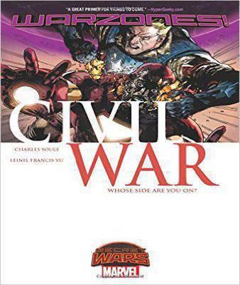 Civil War: Warzones!  -   Paperback