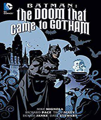 Batman: The Doom That Came To Gotham -  Paperback