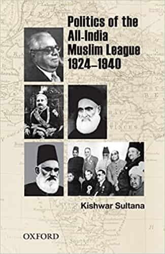 Politics of the All-India Muslim League 1924-1940