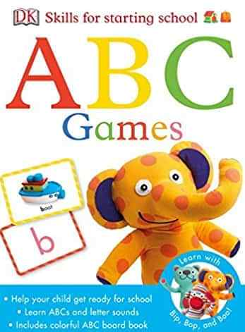 Skills for Starting School ABC Games
