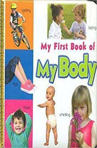 My First Book of My Body -
