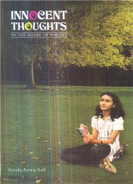 Innocent Thoughts - In the Shape of Poetry - (HB)