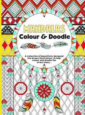 Mandalas Colour & Doodle