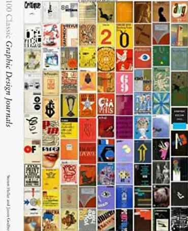 100 Classic Graphic Design Journals