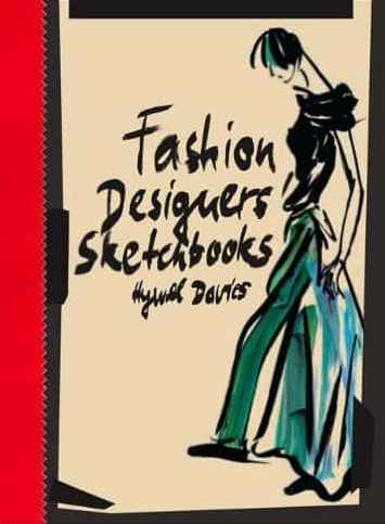 Fashion Designers Sketch books