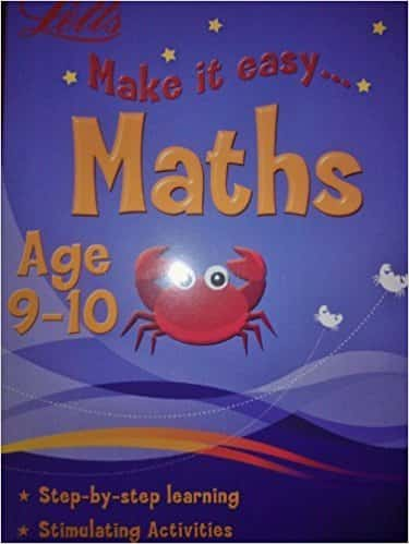 Make it easy Maths Age 9 - 10 (Letts)