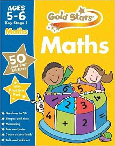 Gold Star Maths ages 5 to 6