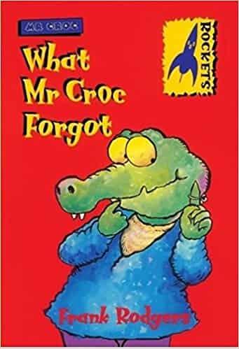 Mr Croc: What Mr Croc Forgot (Rockets)