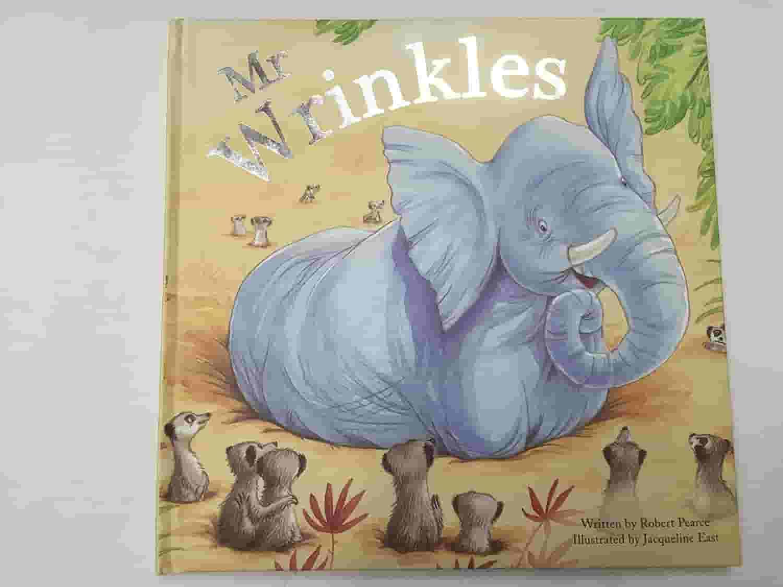Mr Wrinkles, Robert Pearce, Good Book