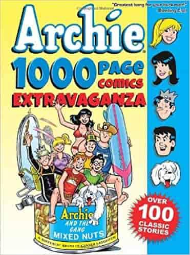 Archie 1000 Page Comics Extravaganza Archie 1000 Page Digests