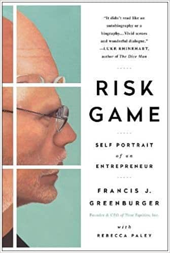 Risk Game: Self Portrait of an Entrepreneur