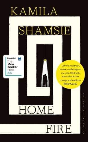 Home Fire (Author Signed copy)