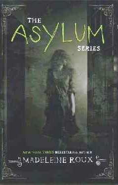 Asylum 3 Book Box Set Asylum Sanctum Catacomb