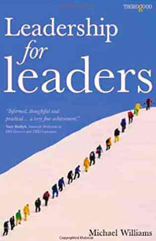 Leadership for Leaders Thorogood Management Books