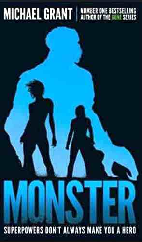 Monster The GONE series may be over but its not the end of the story The Monster Series