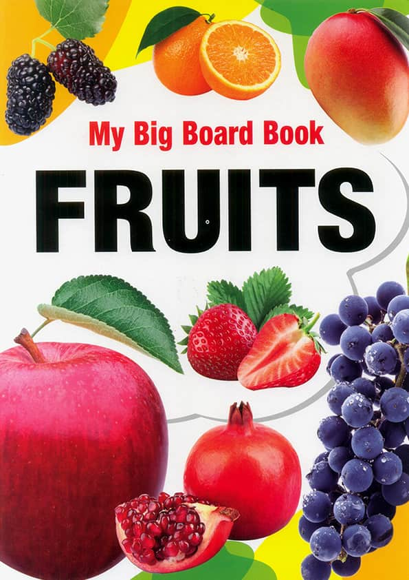 My Big Board book