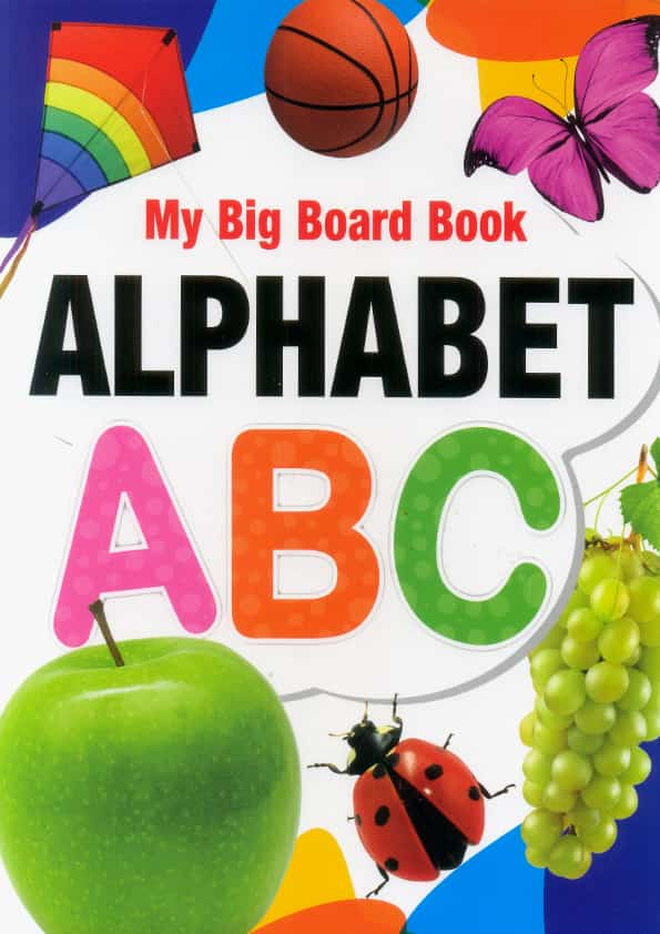 My Big Board Book Alphabet