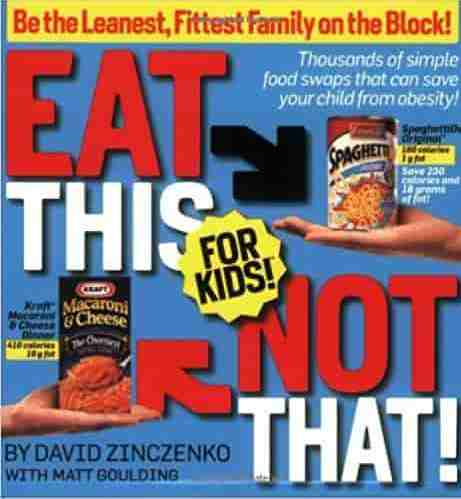 Eat This Not That For Kids
