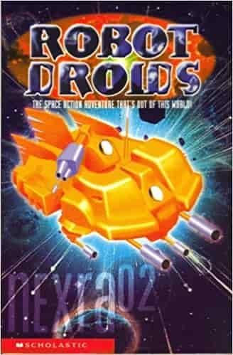 Robot Droids Nexra 02
