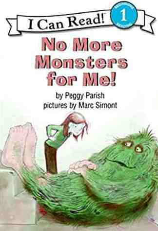 I Can Read 1 No More Monsters for Me -