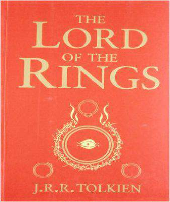The Lord of the Rings   -  Paperback