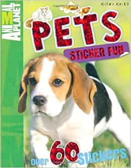 Pets Sticker Book