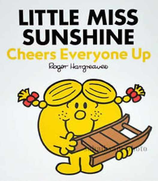 Little Miss Sunshine Cheers Everyone Up