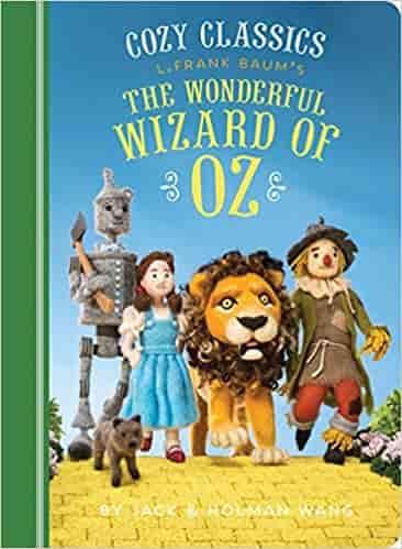 Wonderful Wizard of Oz: 1 (Cozy Classics)