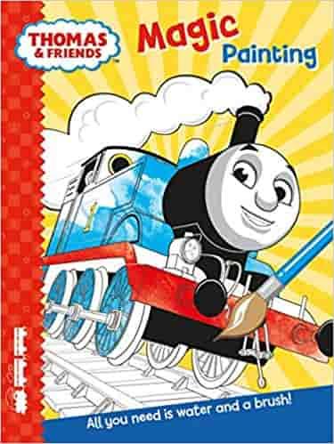 Thomas & Friends: Magic Painting