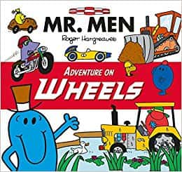 Mr Men Adventure on Wheels (Mr. Men and Little Miss Adventures)