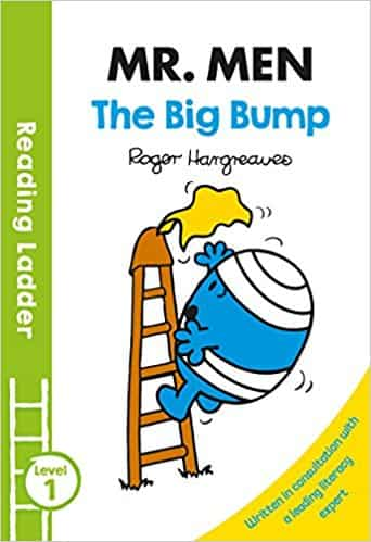 READING LADDER (LEVEL 1) Mr Men: The Big Bump