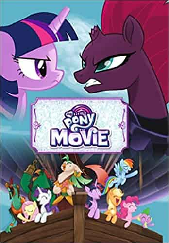 My Little Pony Movie Storybook