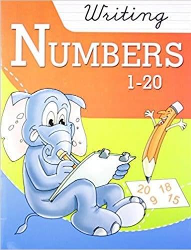 Writing :Numbers 1-20